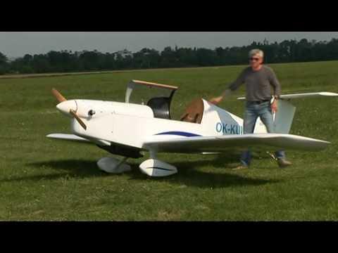 SD-1 Minisport homebuilt ultralight aircraft - UCKtAatUyTGemkZOyd_RoJYw