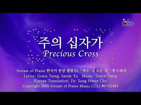 Precious CrossOfficial Lyrics MV - Stream of Praise Korean Praise & Worship Album (1)