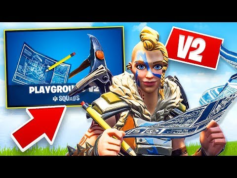 Playground Mode V2 in Fortnite!! (Fortnite Battle Royale) - UC2wKfjlioOCLP4xQMOWNcgg