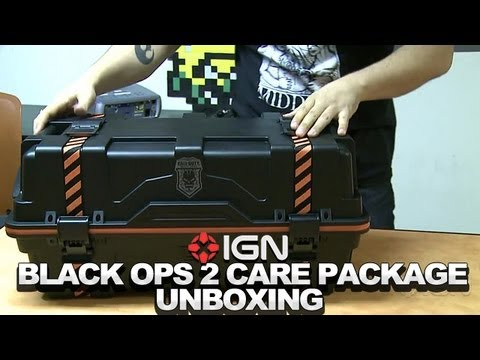call of duty black ops 4 pro edition unboxing