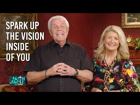 Faith the Facts: Spark Up the Vision Inside of You  Jesse Duplantis