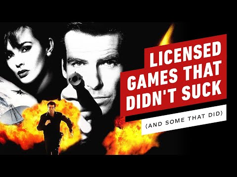 9 Licensed Games That Got It Right (And 5 That Didn't) - UCKy1dAqELo0zrOtPkf0eTMw