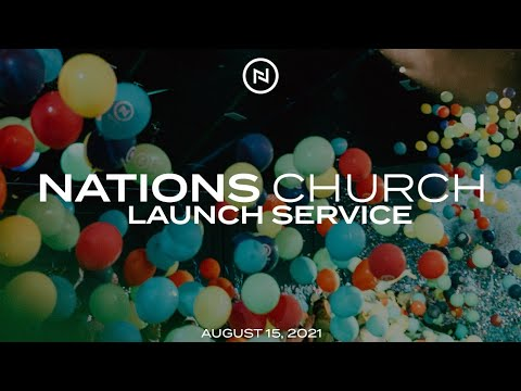 Historic Launch Service  Nations Church