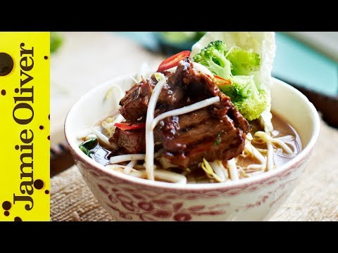Beef Noodle Soup | Jamie's Money Saving Meals (2013) - UCpSgg_ECBj25s9moCDfSTsA