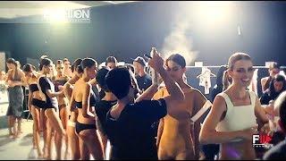 LENNY NIEMEYER Backstage Summer 2014 Rio de Janeiro - Fashion Channel