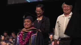 Commencement Re-cap 2019 - UC Davis Graduate School of Management