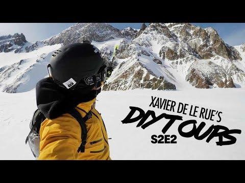 Xavier De Le Rues DIY Tour: Shredding Forbidden Big Mountain Lines in China | S2E2 - UCblfuW_4rakIf2h6aqANefA