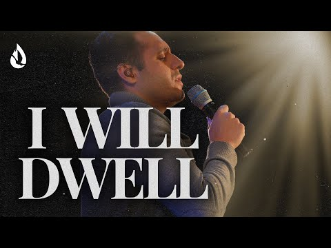 I Will Dwell (with Lyrics)  Acoustic Worship Cover by Steven Moctezuma