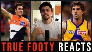 AFL Round 3 (2019) | TRUE FOOTY REACTS