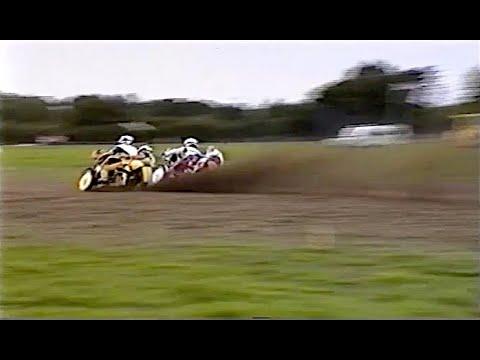 1994 SUSSEX SUPER GRASSTRACK - dirt track racing video image