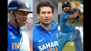 Dhoni, Kedar Jadav डुबा सकते हैं भारत की नैया, Sachin ने उठाए सवाल