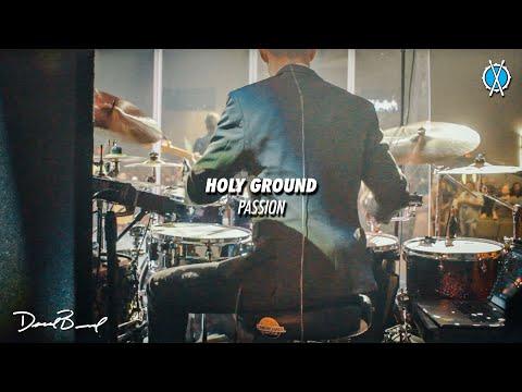 Holy Ground Drum Cover // Passion // Daniel Bernard