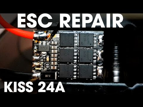 ESC REPAIR KISS 24A  | dead mcu & flashing procedure - UCpTR69y-aY-JL4_FPAAPUlw