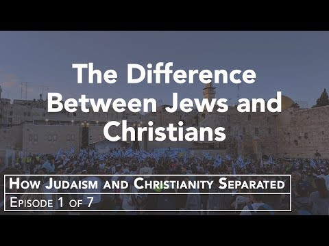 The Separation of Judaism and Christianity