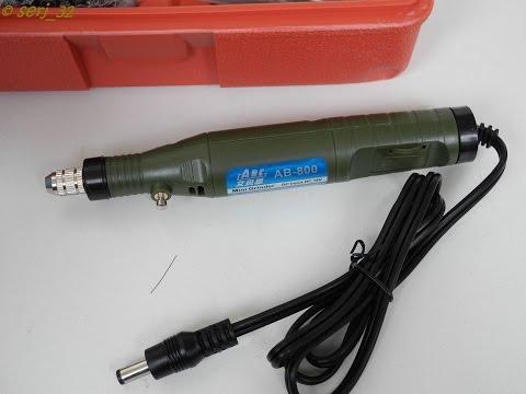 Мини дрель ABC AB-800 - UC0JwCPIonYW2oSegSU879Hw