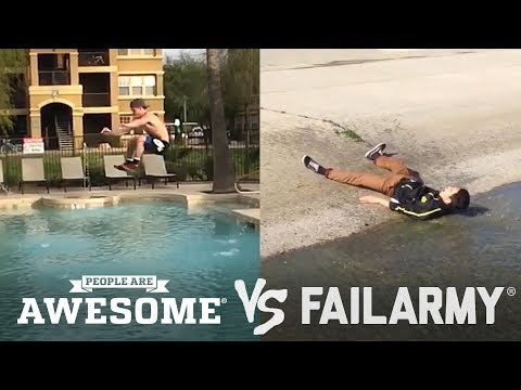 People are Awesome vs FailArmy!! - (Episode 4) - UCIJ0lLcABPdYGp7pRMGccAQ