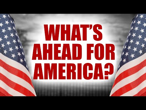 Prophetic Outlook 2021: What's Ahead for America?