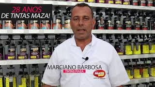 28 ANOS DE TINTAS MAZA!