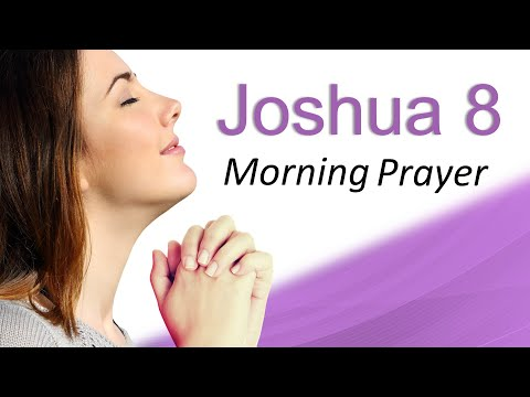 GOD WILL CAUSE YOU TO WIN THIS TIME - JOSHUA 8 - MORNING PRAYER