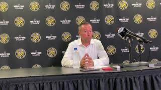 Columbus Crew 2, Montreal Impact 1 | Caleb Porter press conference
