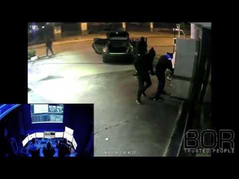 Tentativo di furto sventato presso distributore di Santa Maria Capua Vetere