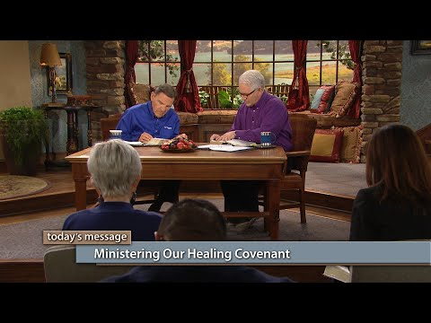 Ministering Our Healing Covenant