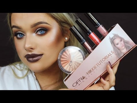 Nikkie Tutorials x Ofra Collab ● Brown Smokey eye & Matching Lip!   Rachel Leary - UC-Um2u0Agv8Q-OhjO6FZk1g