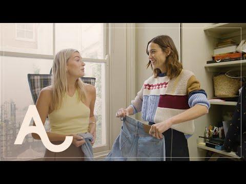 Alexa Chung Learns How To Dress The French Way | ALEXACHUNG - UC6ZYnKtMbF0k2FewIgU5c3g