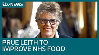 Great British Bake Off judge Prue Leith to help review into NHS food | ITV News