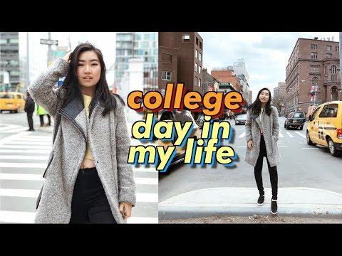 College Day In My Life at NYU in New York City (Very Busy!) | JENerationDIY - UCZll0PJXjErnm97V18BpBlQ