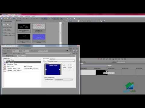 Sony Vegas | Aldarayn Academy | Lecture 7