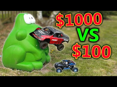 Decent CHEAP vs Expensive RC Car Crash Testing - UCH2_Jj8m4Zbe26UMlGG_LVA