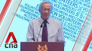 Volunteers play important role in building Singapore's strong defence: Ng Eng Hen