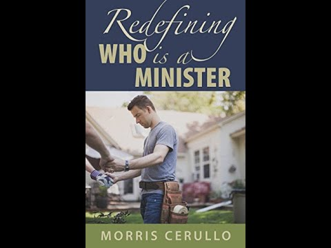 Redefining Who Is A Minister