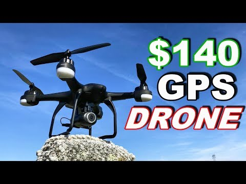 GPS Beginner Camera Drone - HobbyTiger H301S - TheRcSaylors - UCYWhRC3xtD_acDIZdr53huA