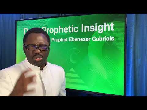 Prophetic Word for June 2020 - The Lord is Re-ordering of Genealogy, Setback to Babel Agenda + more