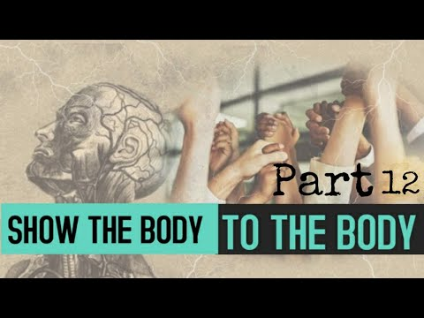 Show The Body to The Body Part 12 - Renee Taylor