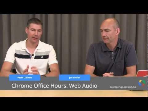 Chrome Developers: Web Audio (Part 1) - UC_x5XG1OV2P6uZZ5FSM9Ttw
