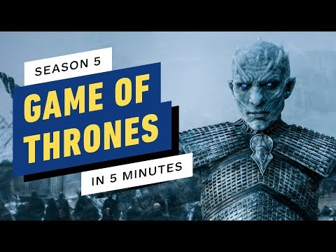 Game of Thrones Season 5 Story Recap in 5 Minutes - UCKy1dAqELo0zrOtPkf0eTMw
