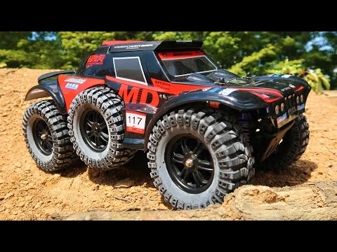 6 Wheel 4WD RC Car? - WLtoys 124012 - TheRcSaylors - UCYWhRC3xtD_acDIZdr53huA