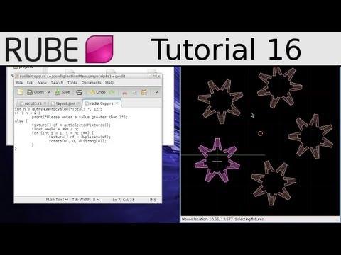 RUBE editor tutorial 16/18 - The action menu - UCTXOorupCLqqQifs2jbz7rQ