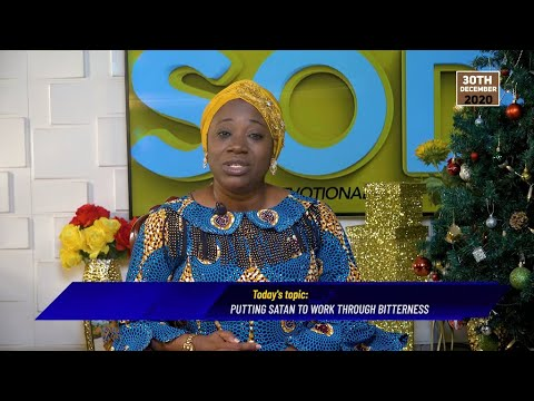 Dr Becky Paul-Enenche - SEEDS OF DESTINY  WEDNESDAY DECEMBER 30, 2020