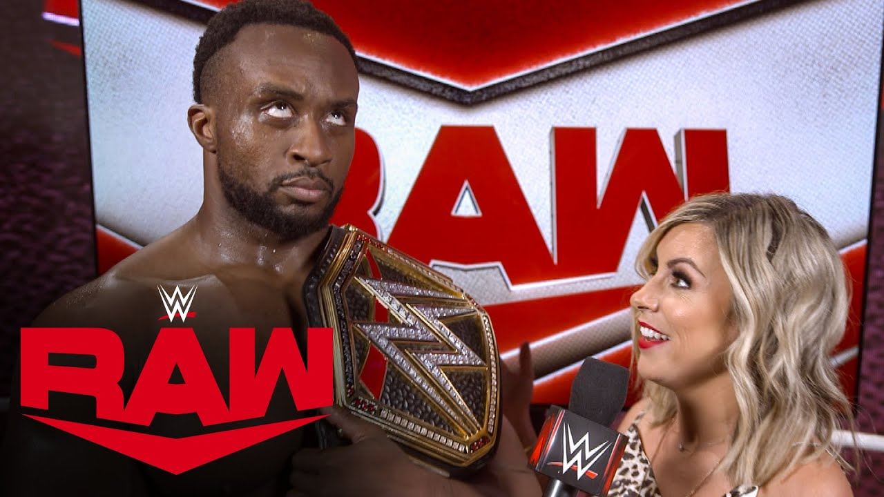 Big E plans on walking out of WWE Crown Jewel still WWE Champion: Raw Exclusive, Oct. 18, 2021