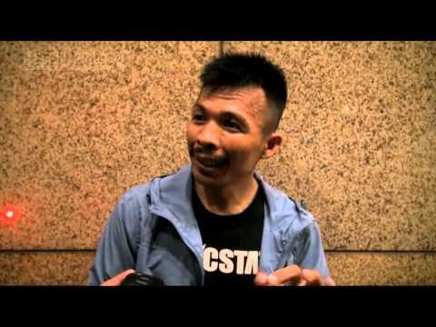 Bangga Terlibat Film The Raid 2 Interview