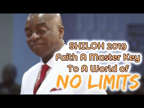 Bishop Oyedepo  Faith A Master Key To A World Of No Limits Dec.3,2019