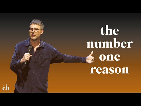 The Number One Reason // Judah Smith