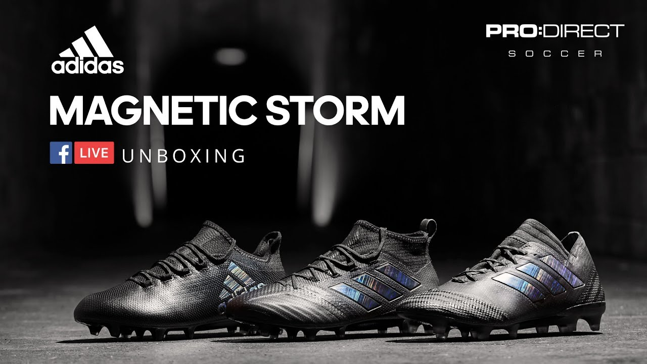 big sale 87d0a e28ec Unboxing: adidas Magnetic Storm Pack | AudioMania.lt