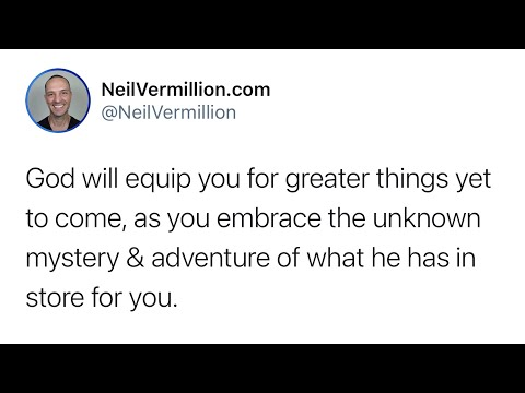 The Unknown Mystery And Adventure In Store For You - Daily Prophetic Word