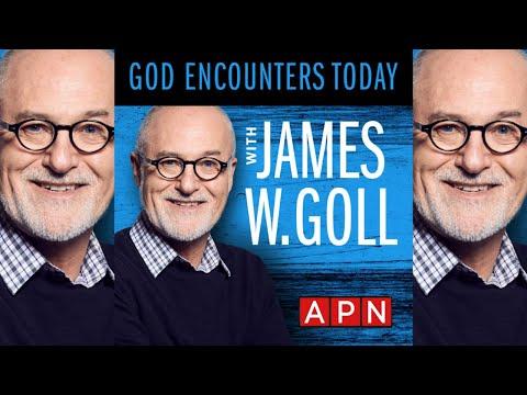 James Goll Shares aJesus Encounter  Awakening Podcast Network