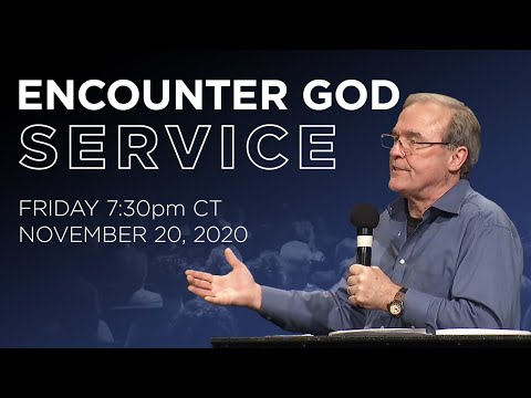 Encounter God Service Live  IHOPKC & Mike Bickle  November 20